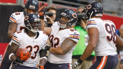 Bears Keep Playoff Hopes Alive