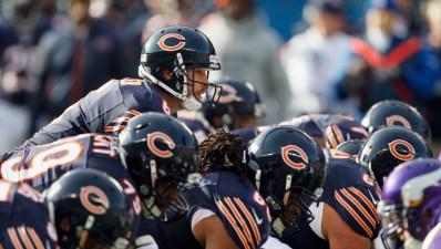 Offensive Line Shuffle Works to Bears' Advantage