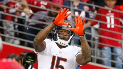Bears' Marshall Breaks Franchise Receiving Record