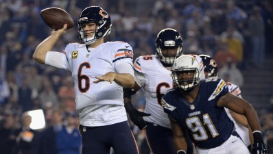 Jay Cutler Sets Bears All-Time Touchdown Record Monday