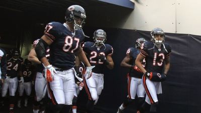 Bears Start with Colts, Packers on the Road