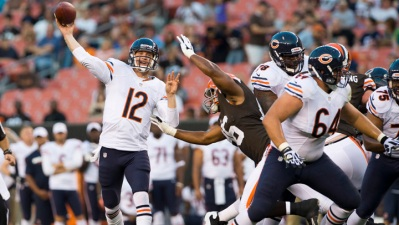 "Bears Bites: McCown ""More Prepared"" to Face Green Bay"