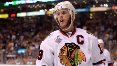 Toews '100 Percent Ready To Go' For Game 6