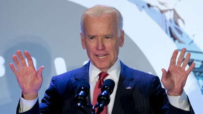 Can Joe Biden's Charm Help Quinn Defeat Rauner?
