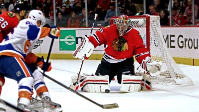 Three Stars: Keith Gets Two Assist in Hawks Win