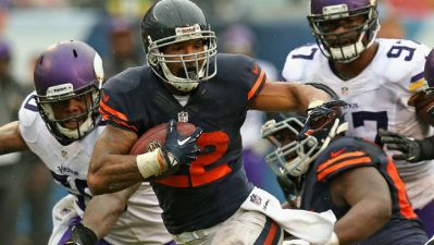 Live Blog: Bears 31, Vikings 30