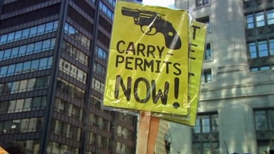 Illinoisans Can Apply for Concealed Carry Permits