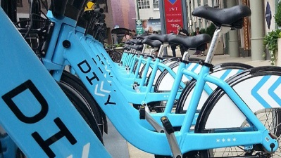 Chicago Bike-Sharing System to be Biggest in U.S.