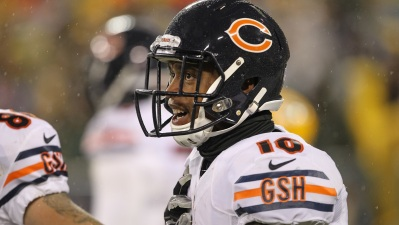 Wilson Ruled Out for Bears vs. 49'ers