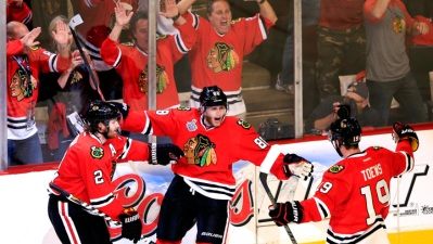 Kane, Toews Headline Blackhawks Convention