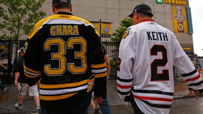 NHL Cracks Down On Counterfeit Merchandise