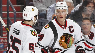 Blackhawks Will Look to Prove Themselves on Circus Trip
