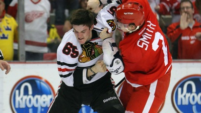 NHL Realignment Would Spoil Hawks/Wings Rivalry