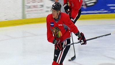 Hawks Notes: Hjalmarsson Sits Out, Hossa Ready to Go