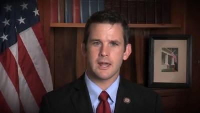 Kinzinger Warns Republicans Against Defunding Obamacare