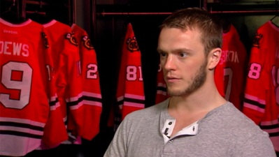 Toews Beats Bergeron, Datsyuk for Selke