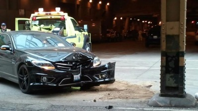Blackhawks Star Jonathon Toews Crashes Car