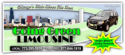 How Going Green Limousine Gives Back