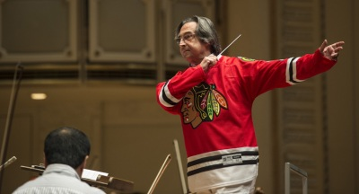 Chicago Symphony Orchestra Performs Chelsea Dagger