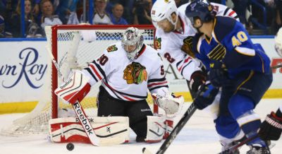 Blues Stun Blackhawks in 4-3 Overtime Victory