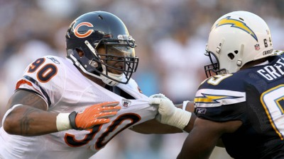 Bears Beat Chargers for Fifth Straight Win