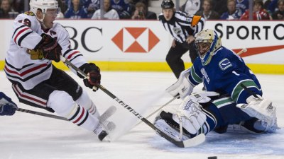 Calling All Cars: Hawks 3, Canucks 4