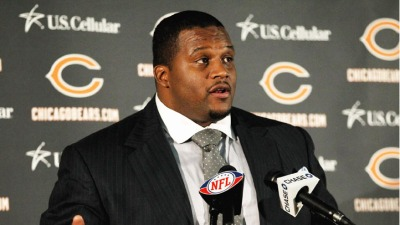 Anthony Adams Released from the Bears
