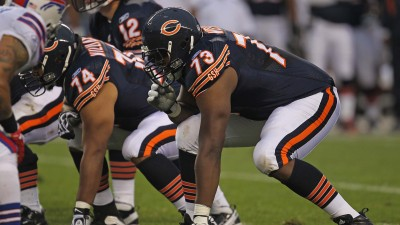 Tice: Consistency, Health Key to O-Line Success