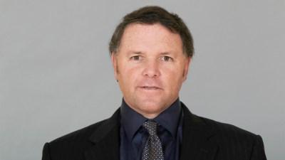 Joe DeCamillis Won't Let Injury Stop Him from Coaching