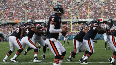 Carimi: Bears Making Welcome Change to Offense