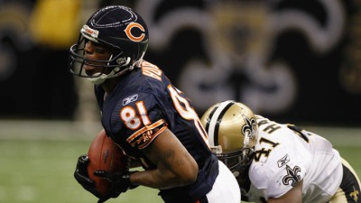 Former Bear Indicted on Federal Drug Charges