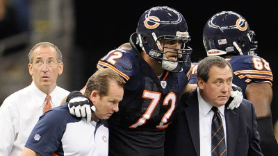 Lance Louis Returns to Bears, But Where Does He Fit?