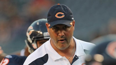 Tice Named Bears Offensive Coordinator