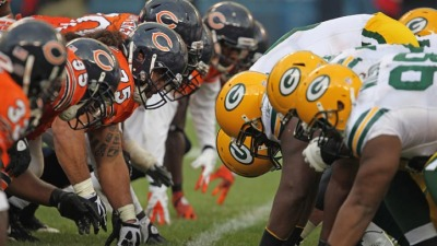 Bears, Packers Face Off Ryder Cup-Style