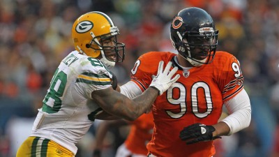 5 To Watch During Bears-Packers Match