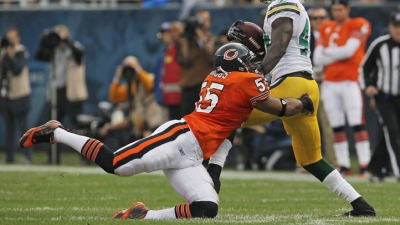 Lance Briggs: Nothing In My Knees Is Normal