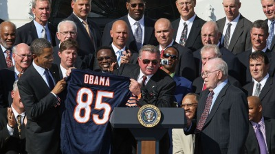 Obama Missing the Bears, Too
