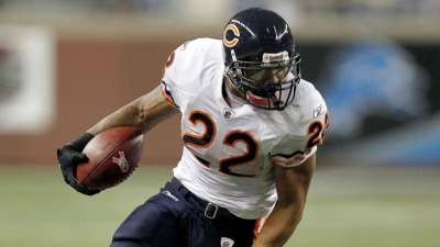 Matt Forte: I'm Not Asking to Be Top-Paid RB