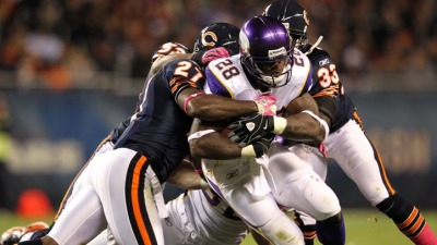 Anatomy of a Drive: Bears Bottle Up Peterson