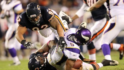 Rookies Step Up in Bears Win