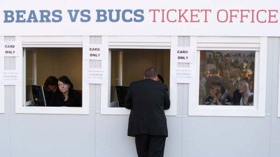 Bears Single-Game Tickets on Sale Friday