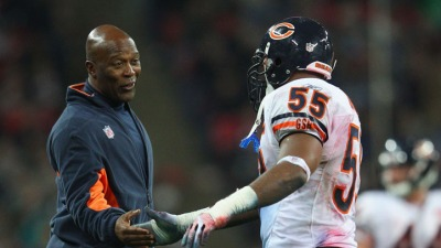 Lance Briggs Sounds Off on Bounties