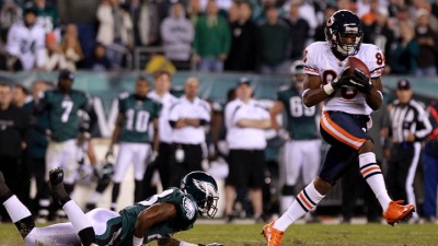 Best and Worst From Bears v. Philly