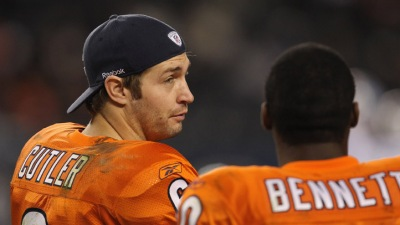 Jay Cutler Has Concerns About the O-Line, too