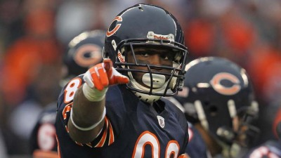 Bears Sign Earl Bennett to Extension