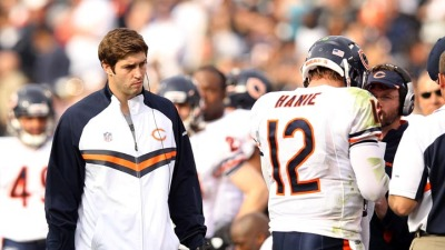 Bears Drop Cutler-less Game