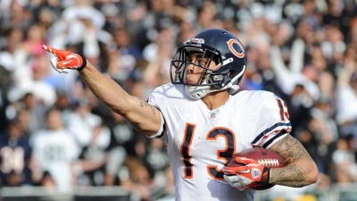 Thanks for the Memories, Johnny Knox