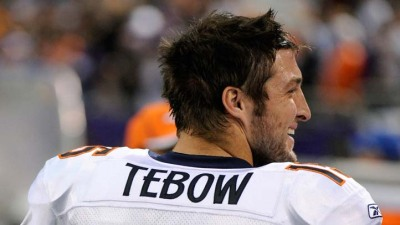Bears Get Tebowed