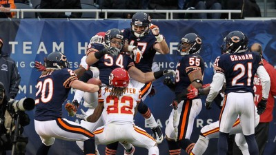 Two Plays That Changed the Bears' Season