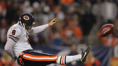Bears Cut Punter Adam Podlesh from Roster